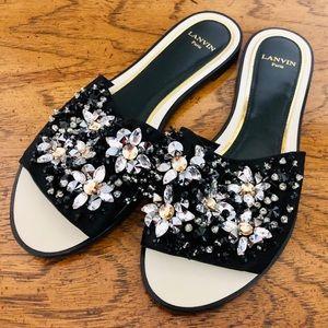 Lanvin Paris Sandals